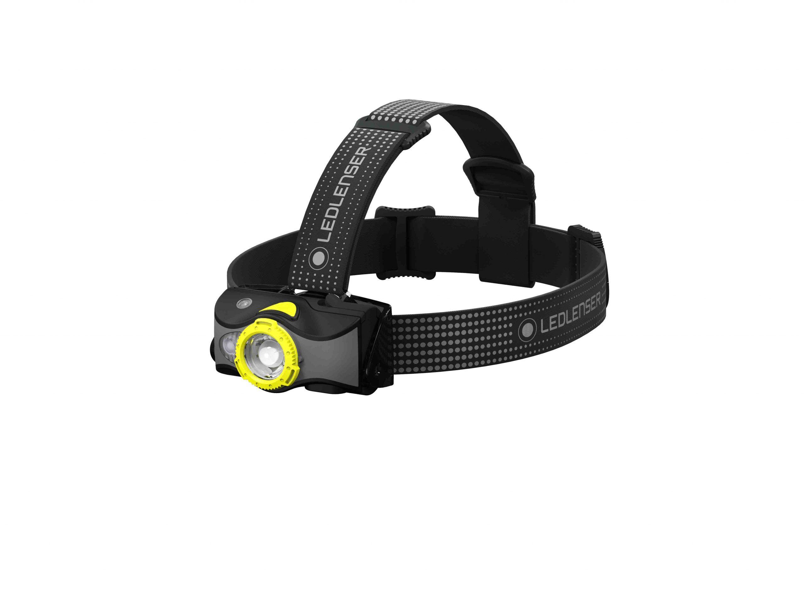 Ledlenser MH7-Black&Yellow-0